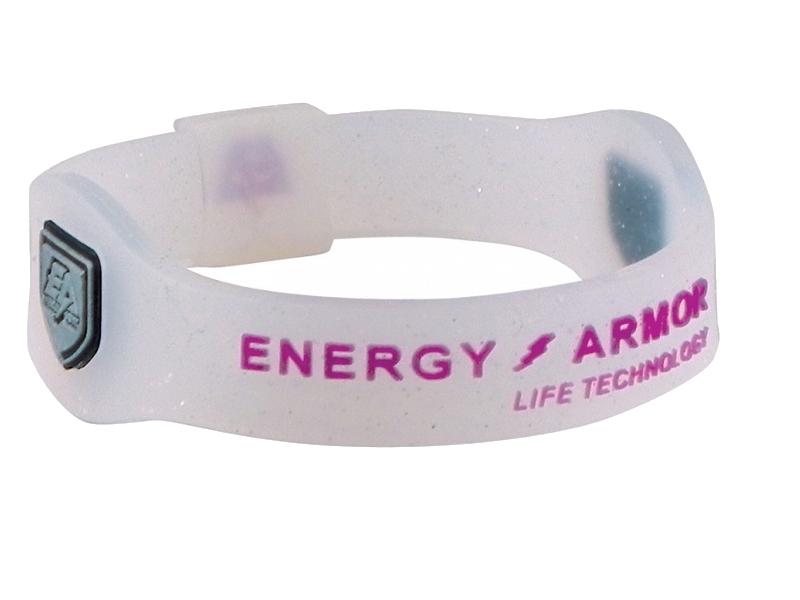 Браслет Energy-Armor Sparkle-Purple S<br>