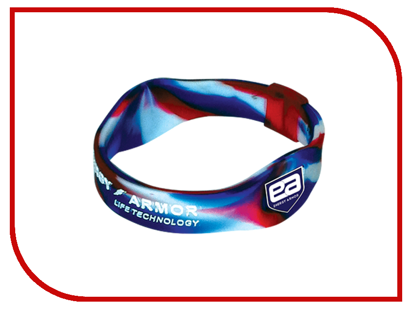 Браслет Energy-Armor Red White &amp; Blue L<br>