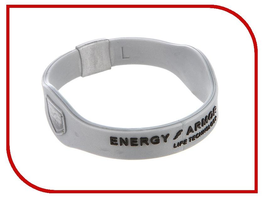 Браслет Energy-Armor Grey L
