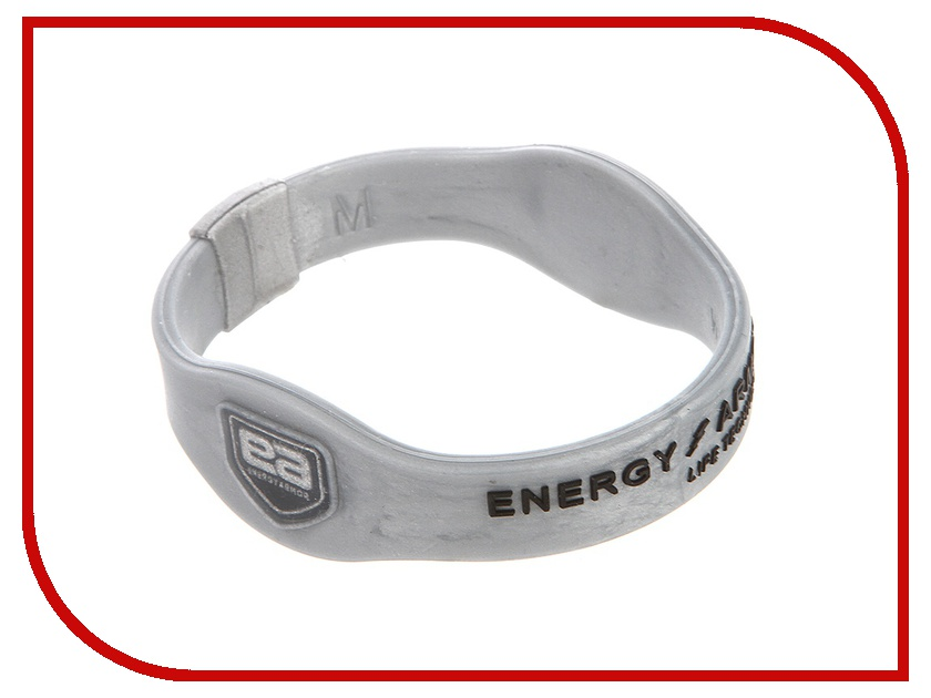 Браслет Energy-Armor Grey M<br>