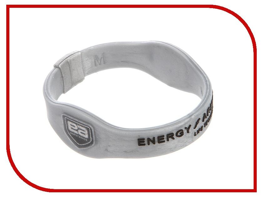 Браслет Energy-Armor Grey M