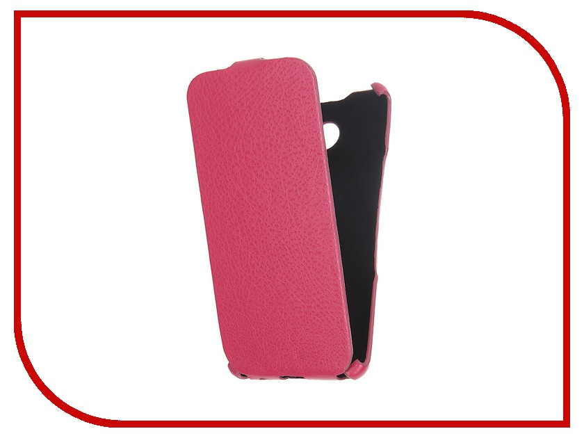 Аксессуар Чехол Cojess for Samsung Galaxy A5 2016 Ultra Slim Экокожа Флотер Pink Fuchsia<br>