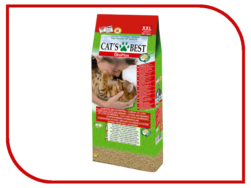 cats best ����������� CatS Best Eko Plus 17.2��