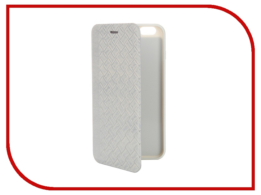 Аксессуар Чехол The Core Twining Case для iPhone 6 Plus / 6S Plus 5.5 White GCAPIP6LB<br>