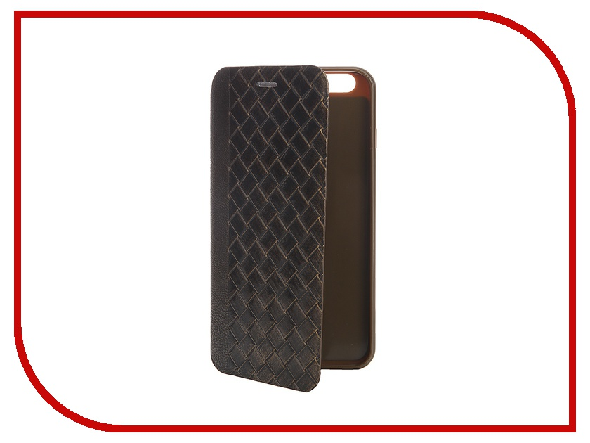 Аксессуар Чехол The Core Twining Case для iPhone 6 Plus / 6S Plus 5.5 Bronzed GCAPIP6LB<br>