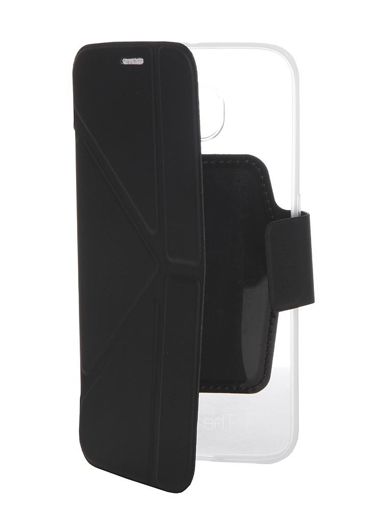 Аксессуар Чехол The Core Smart Case для Samsung Galaxy S6 Black GCSAS6<br>