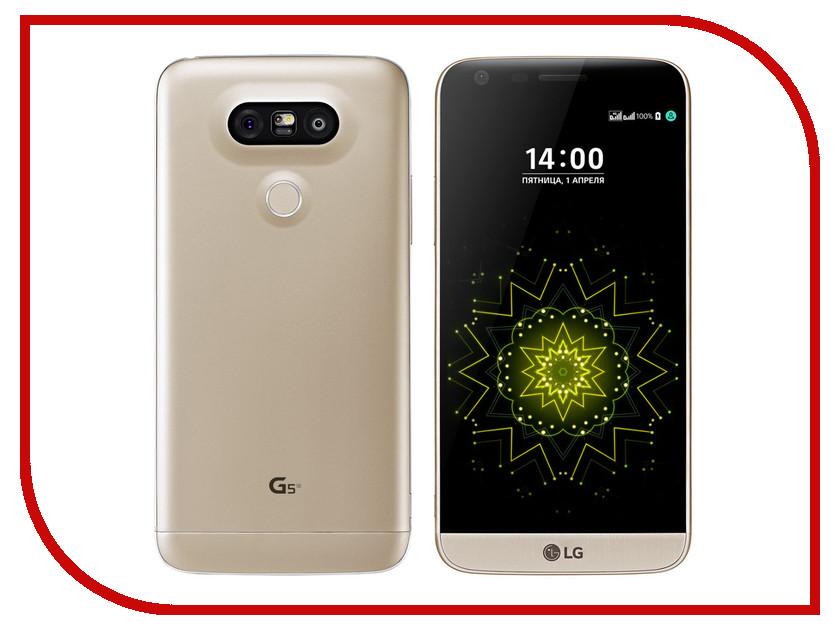 Сотовый телефон LG H845 G5 SE Gold<br>