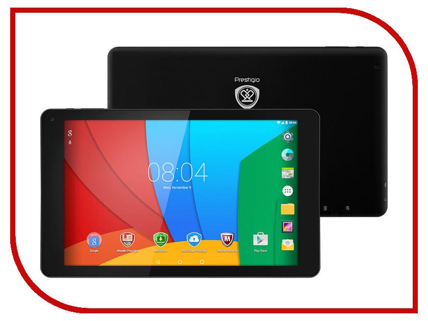 Планшет Prestigio MultiPad Wize 3341 3G Black PMT3341_3G_C_CIS Intel Atom X3-C3230 1.2 GHz/1024Mb/8Gb/Wi-Fi/3G/Bluetooth/Cam/10.1/1280x800/Android<br>