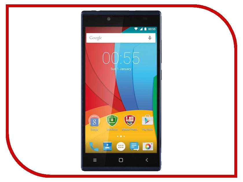 Сотовый телефон Prestigio Grace Q5 PSP5506 Blue<br>