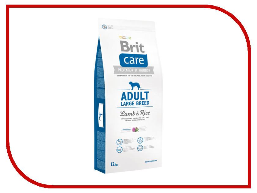 Корм Brit Care Adult Large Breed 12kg для собак крупных пород 132712<br>