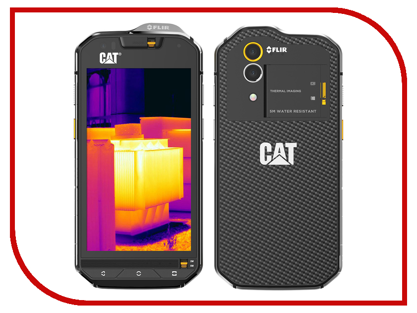 Сотовый телефон Caterpillar CAT S60 sviter store
