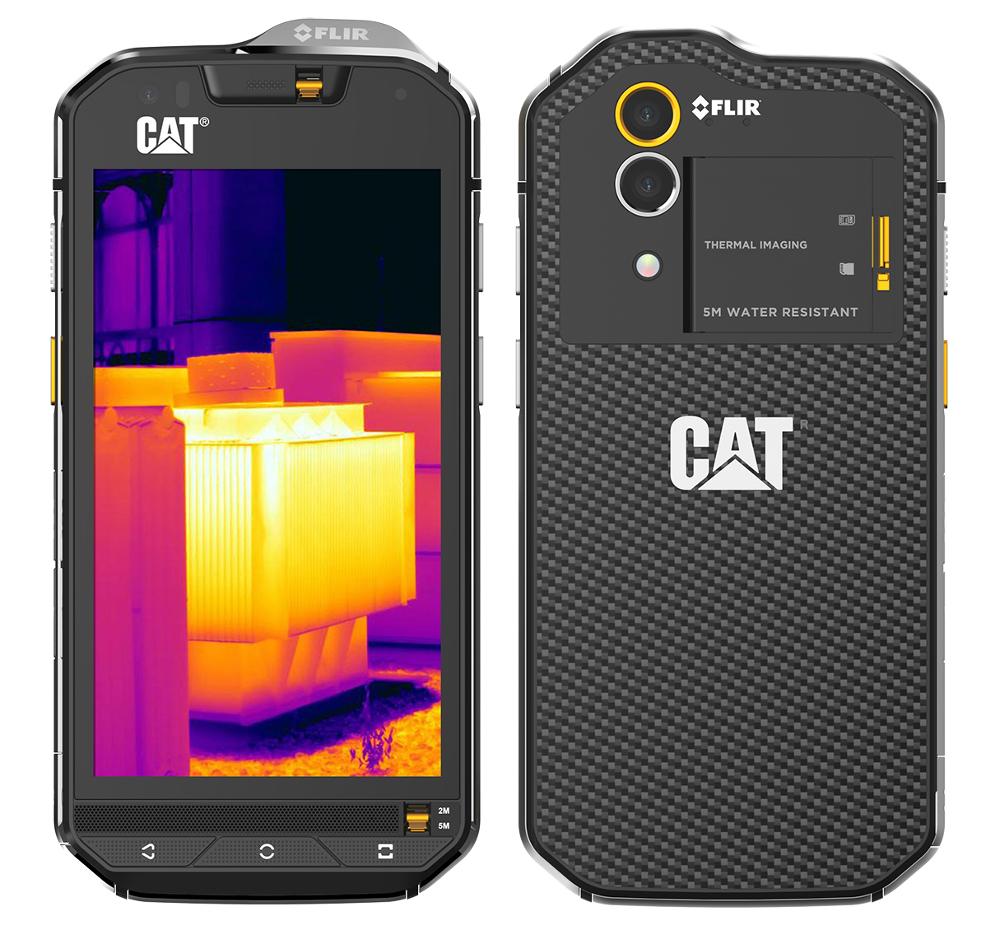 Сотовый телефон Caterpillar CAT S60 цена