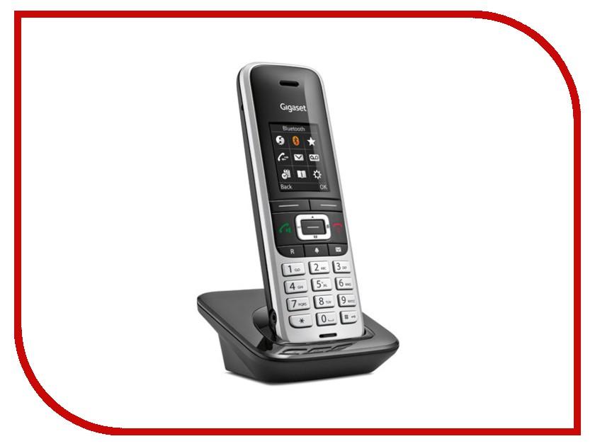 Радиотелефон Gigaset S850HX HSB топпинг купить