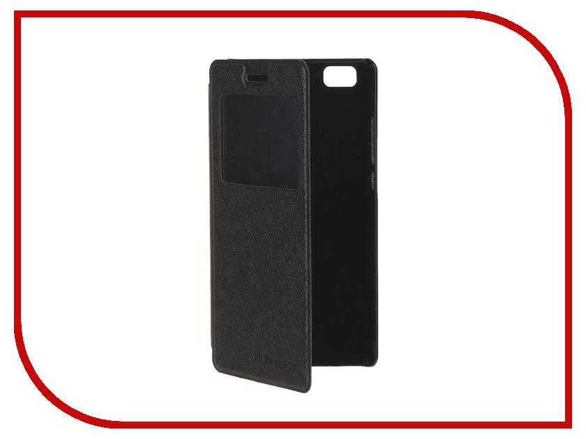 Аксессуар Чехол Huawei P8 Lite IT Baggage Black ITHWP8L-1