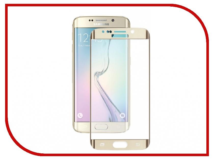 ��������� ���������� ������ Samsung Galaxy S6 EDGE DF sColor-01 Gold