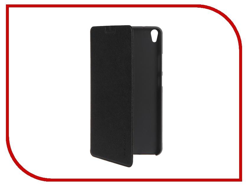 Аксессуар Чехол Lenovo Phab PB1-750 6.8 IT Baggage Black ITLNPH02-1 чехол для asus zenpad z580c z580ca it baggage эко кожа черный