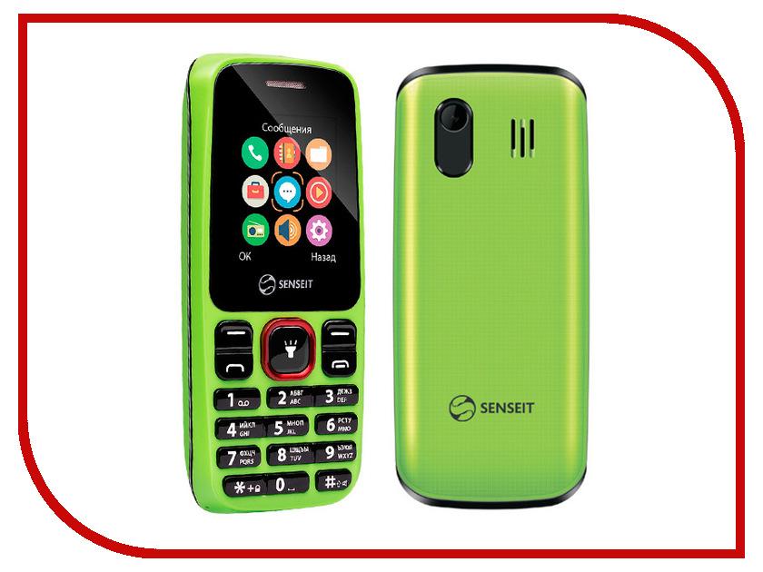 Сотовый телефон SENSEIT L105 Green