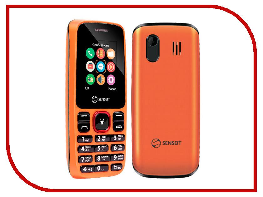 Сотовый телефон SENSEIT L105 Orange