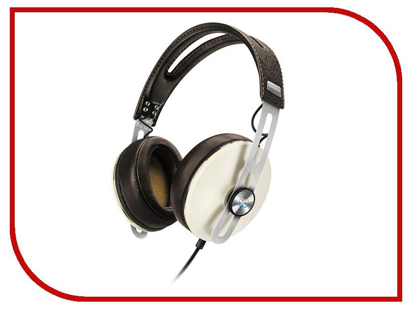 Гарнитура Sennheiser Momentum 2.0 Over-Ear M2 AEi Ivory гарнитура sennheiser momentum 2 0 on ear m2 oei black