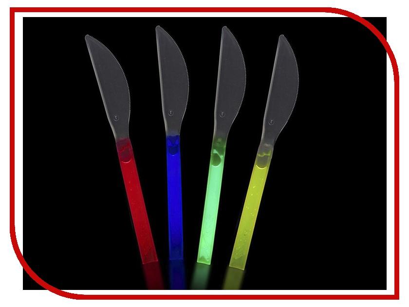Кухонная принадлежность СмеХторг Ножи десертные светящиеся в темноте<br>