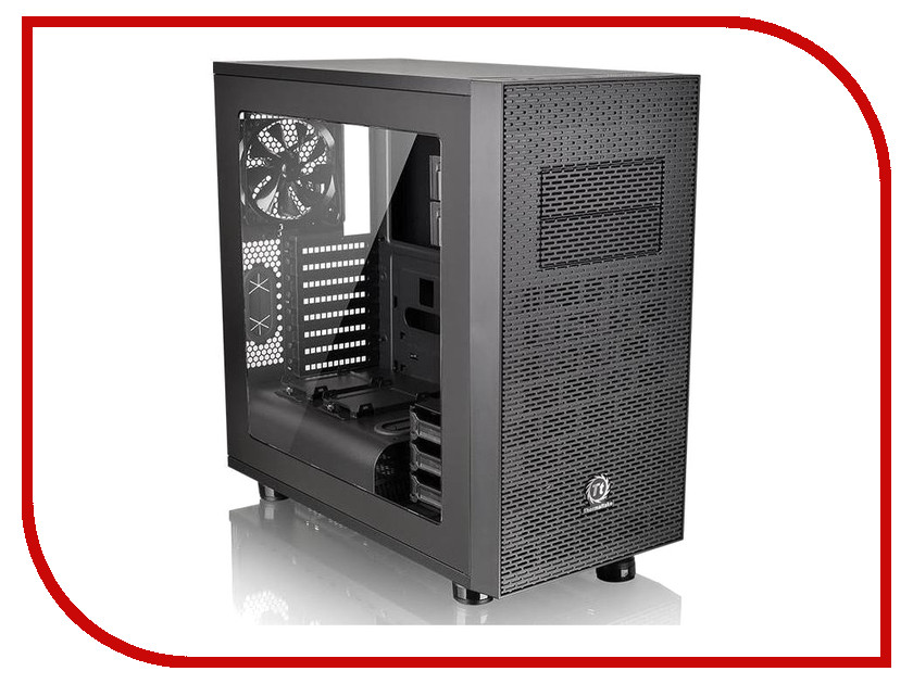 все цены на Корпус Thermaltake Core X31 Black CA-1E9-00M1WN-00 онлайн