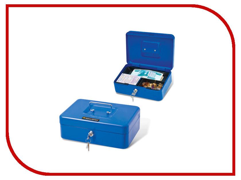 BRAUBERG 90x180x250mm 290335 - ящик для денег выдвижной ящик для денег