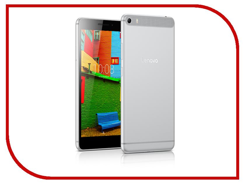 Планшет Lenovo Phab Plus PB1-770M ZA070068RU Silver Qualcomm Snapdragon MSM8939 1.5 Ghz/2048MB/32Gb/Wi-Fi/Bluetooth/LTE/Cam/6.8/1920x1080/Android