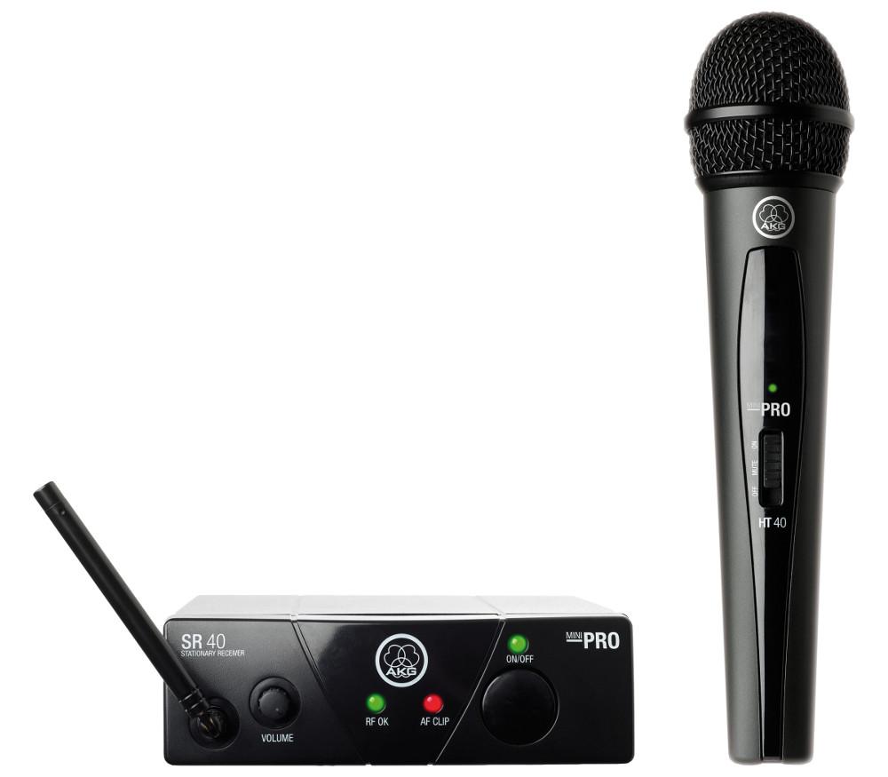 Радиомикрофон AKG WMS40 Mini Vocal Set Band ISM2<br>