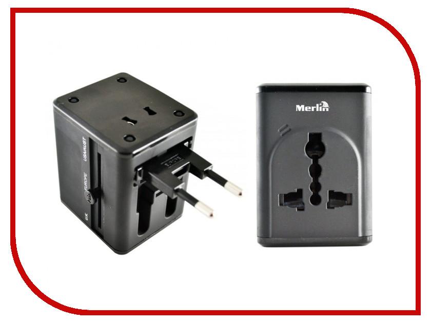 Зарядное устройство Merlin Universal Travel USB Charger