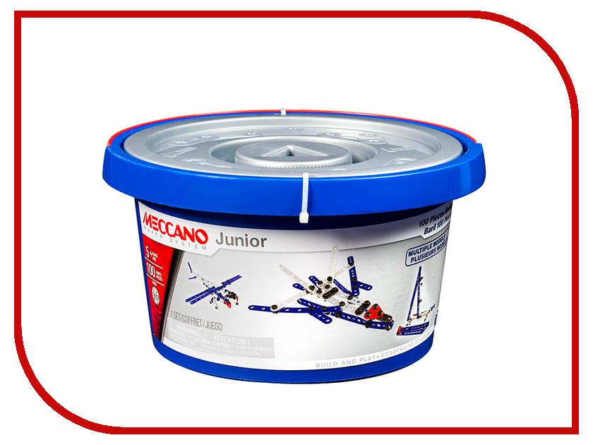 Конструктор Meccano 91748 конструкторы meccano игрушка meccano гоночная машина р у 2 модели