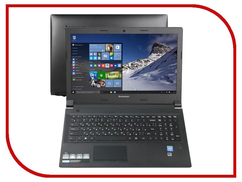Ноутбук Lenovo IdeaPad B5130 80LK00JDRK Intel Celeron N3050 1.6 GHz/2048Mb/500Gb/Intel HD Graphics/Wi-Fi/Bluetooth/Cam/15.6/1366x768/Windows 10 344178