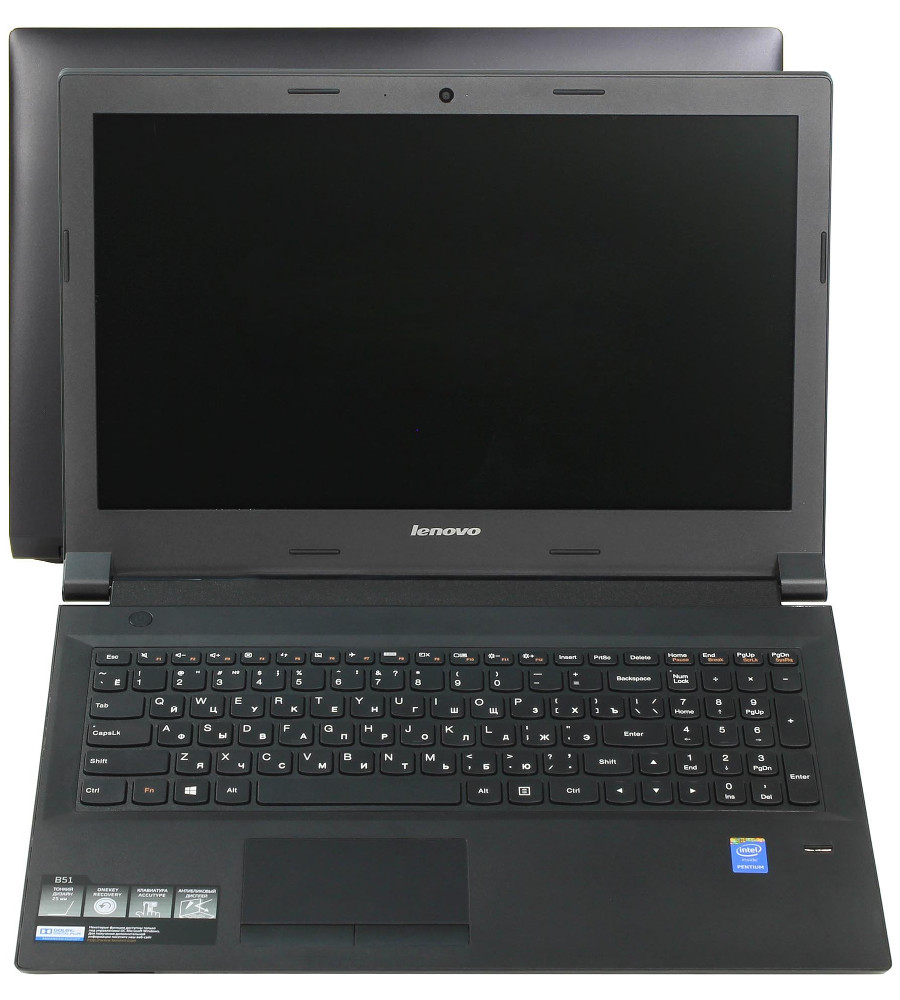 Ноутбук Lenovo IdeaPad B5130 80LK00K1RK Intel Pentium N3700 1.6 GHz/4096Mb/500Gb/Intel HD Graphics/Wi-Fi/Bluetooth/Cam/15.6/1366x768/DOS 344184<br>
