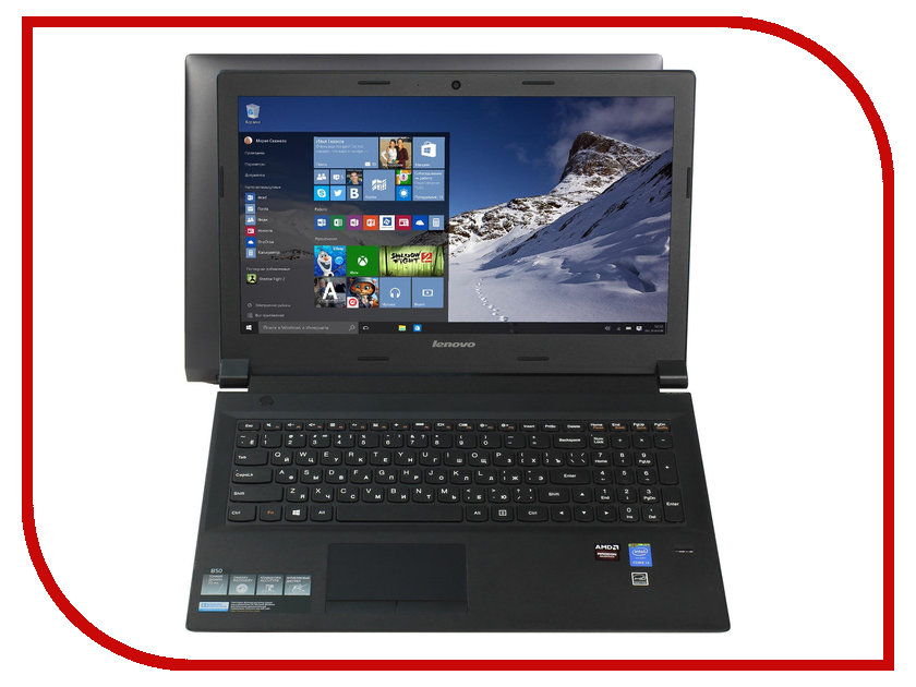 Ноутбук Lenovo IdeaPad B5080 80EW05LGRK (Intel Core i3-5005U 2.0 GHz/4096Mb/500Gb/Intel HD Graphics/Wi-Fi/Bluetooth/Cam/15.6/1366x768/Windows 10 64-bit) 344188<br>