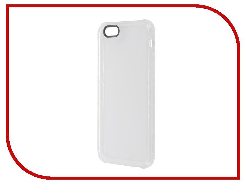 Аксессуар Чехол-накладка BROSCO для iPhone 6 / 6S IP6-HARD-TPU-TRANSPARENT<br>