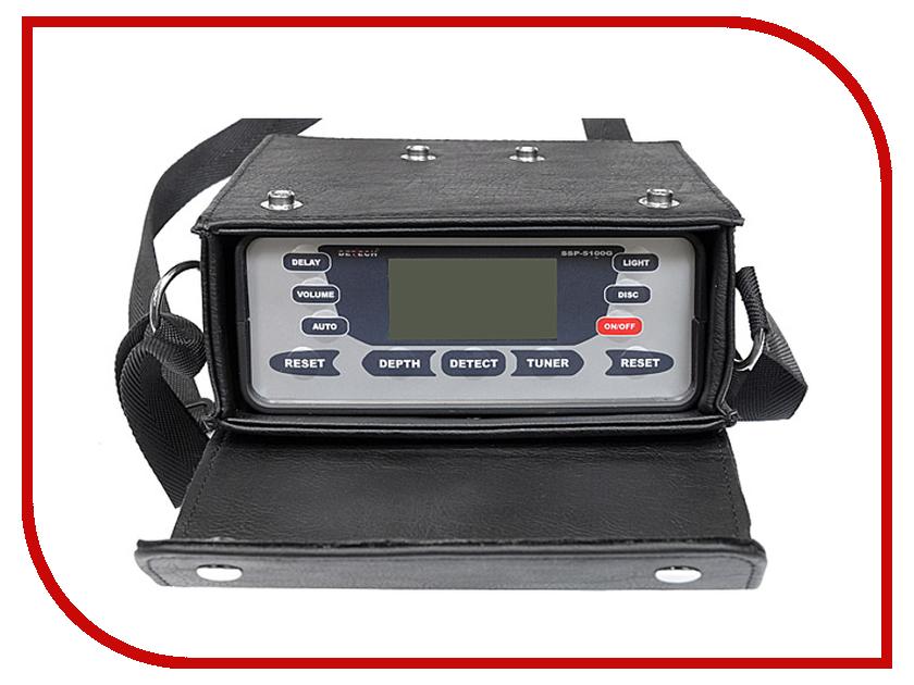 Металлоискатель Detech SSP-5100 пневмоинструмент wester ssp 20