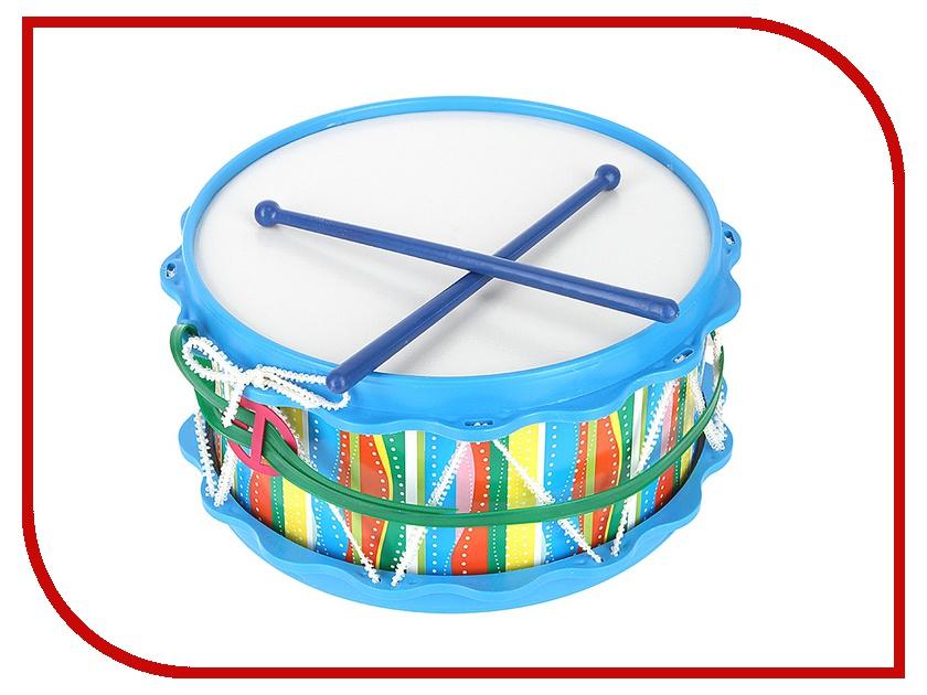 Детский музыкальный инструмент ТулИгрушка Барабан Друг С2-3