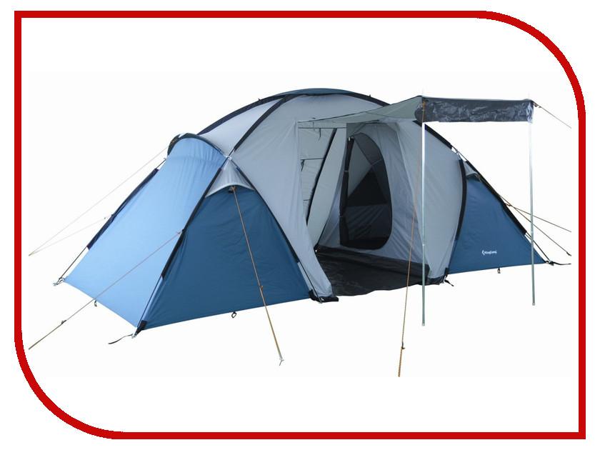 Палатка KingCamp Bari Fiber 4 Blue