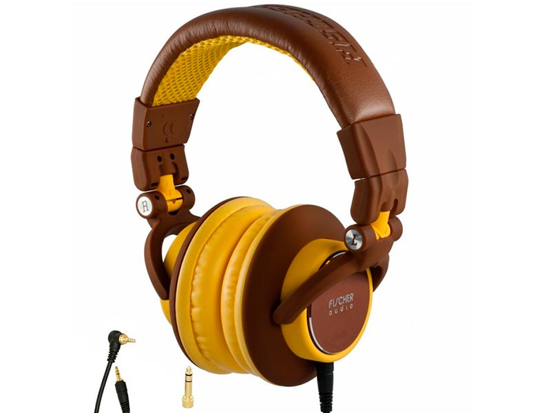 Fischer Audio FA-005 Brown