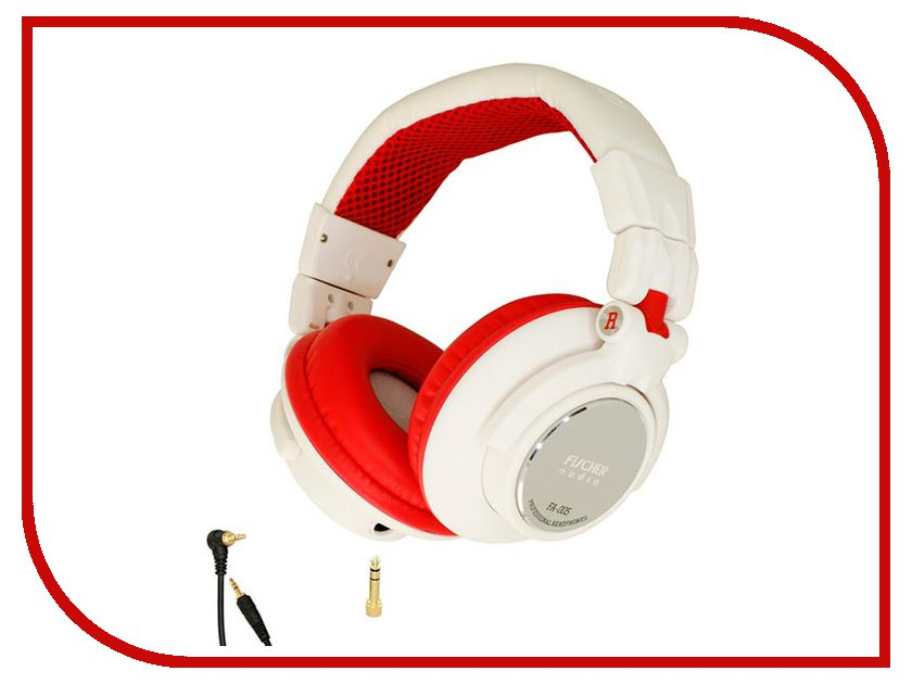 Fischer Audio FA-005 White fischer audio fa 791