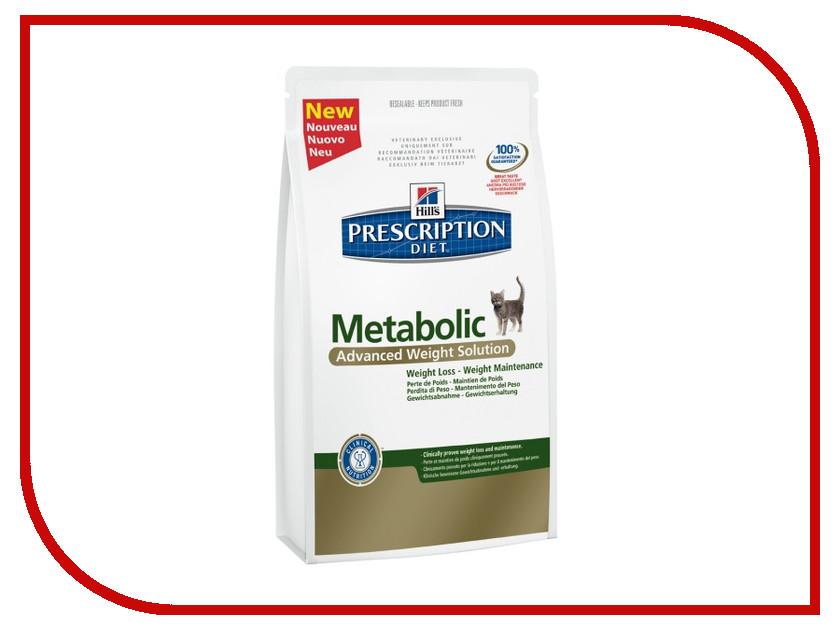 Корм Hills Metabolic Диета для коррекции веса 4kg для кошек 2148<br>