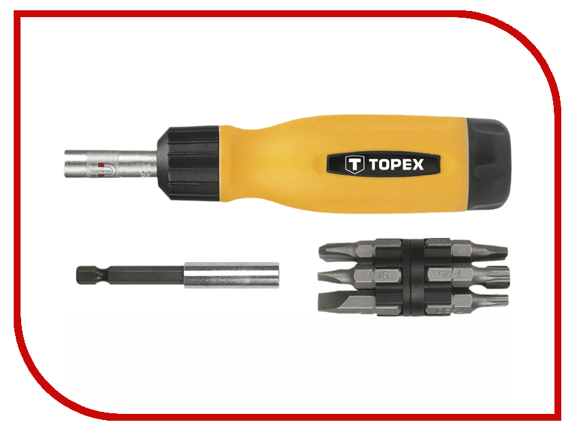 Отвертка Topex 39D518<br>