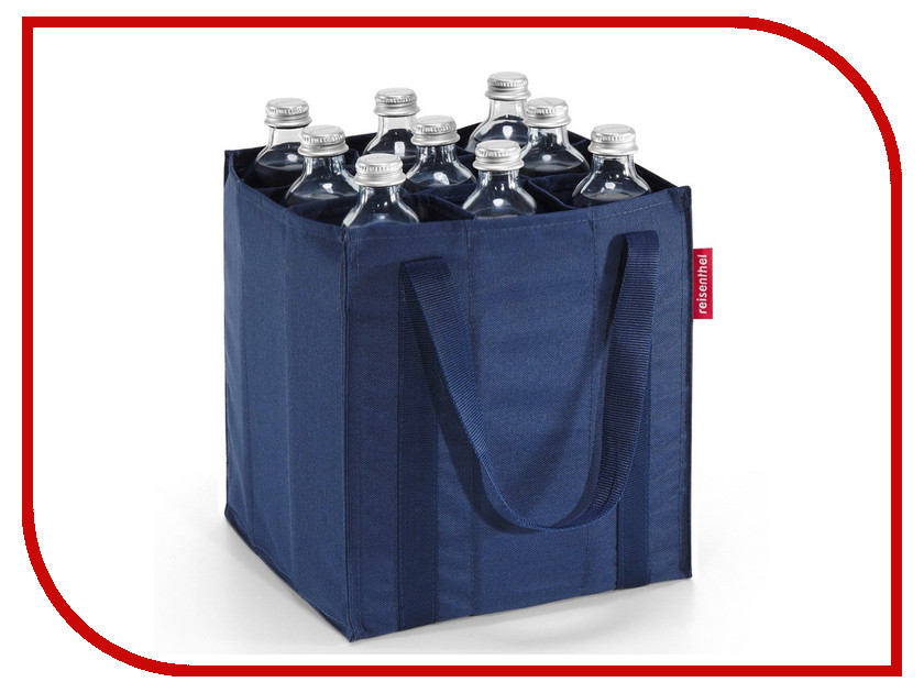 Гаджет Reisenthel Bottlebag Navy - сумка для бутылок ZJ4005<br>
