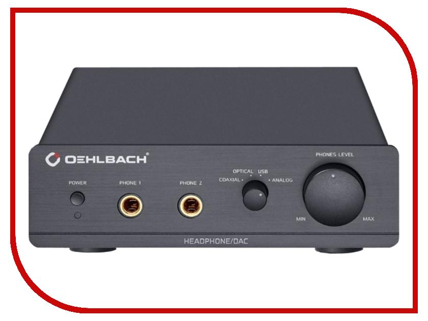 Усилитель для наушников Oehlbach 13900<br>