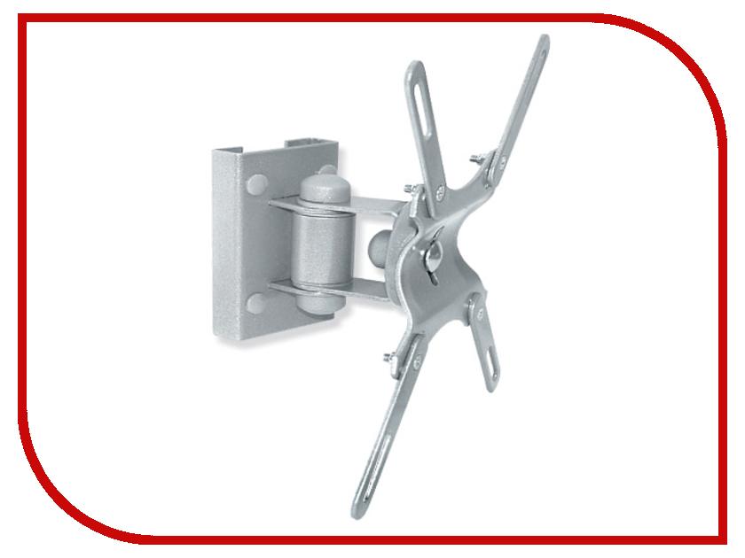 Кронштейн Trone ЖК-701 (до 25кг) Silver