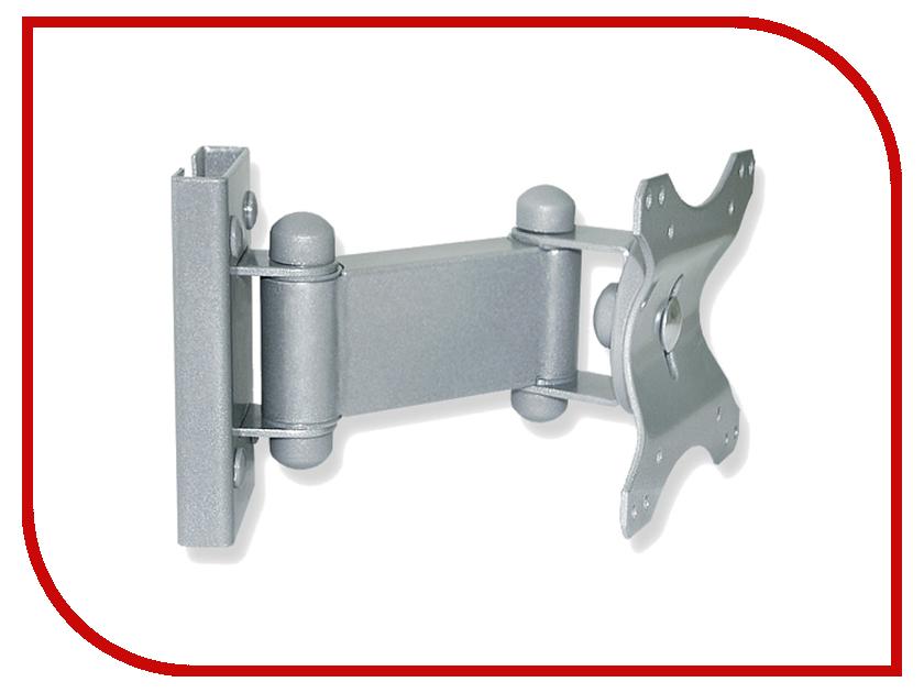 Кронштейн Trone ЖК-75 (до 25кг) Silver