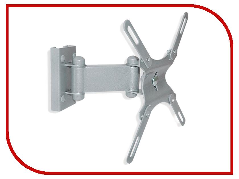 Кронштейн Trone ЖК-751 (до 25кг) Silver