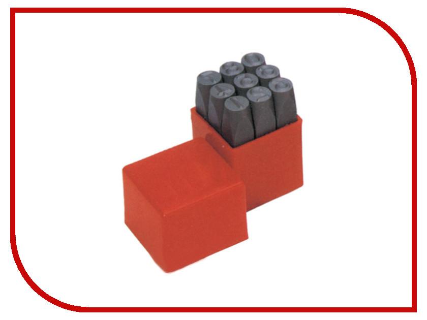 Инструмент Сервис Ключ 72351 - набор клейм, цифры<br>