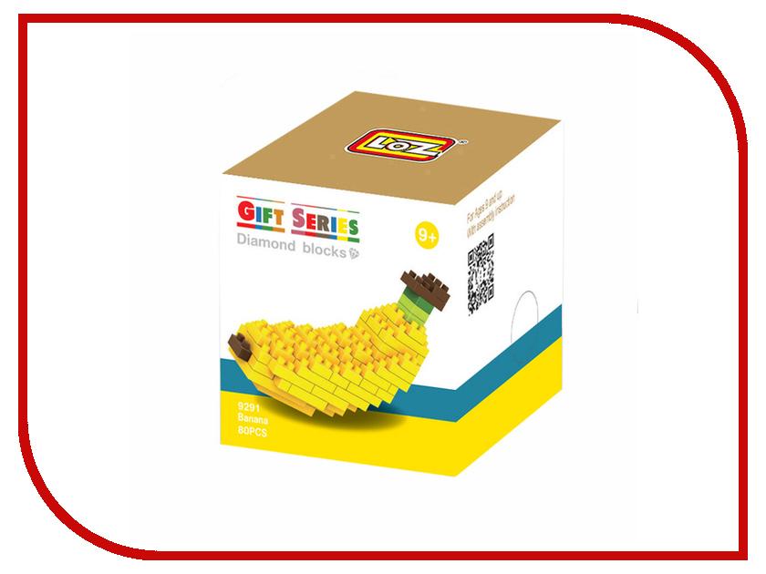 Игрушка Конструктор LoZ Банан LOZ-9291