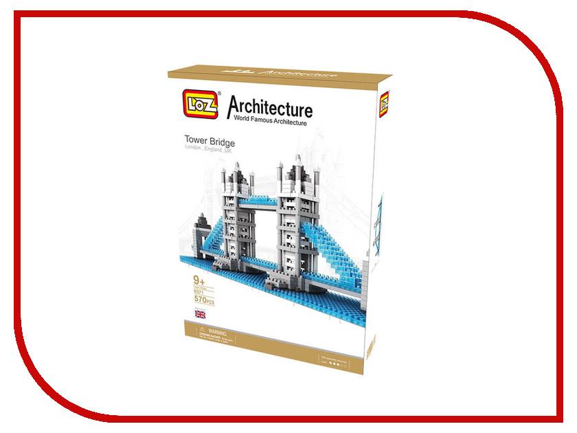 Игрушка Конструктор LoZ Тауэрский Мост Архитектор LOZ-9371