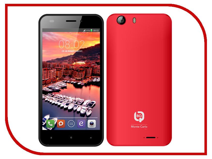 Сотовый телефон BQ BQS-5011 Monte Carlo Coral<br>